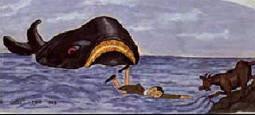 Jonas et le poisson images bible les images de la bible - Poisson pinocchio ...